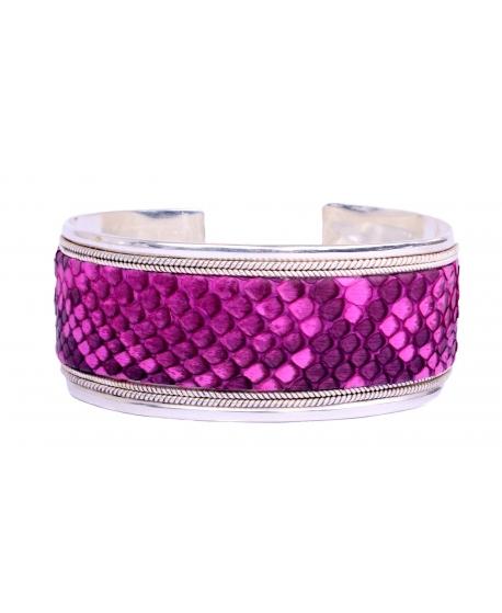 Python Cuff Bracelet