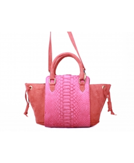 Le Little Python Bag medium